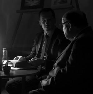 Wieczór z poetą Zbigniewem Smoczkiem SZM 2016