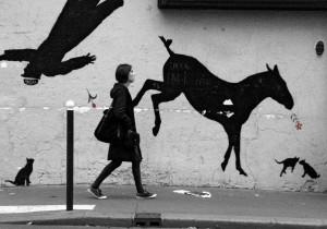 Komposition, Paris sign