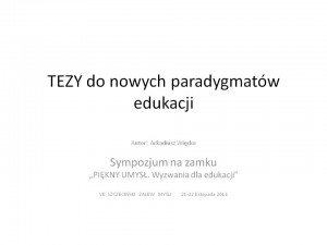 Prezentacja - Arek Więcko