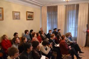 Koncert w Domu Polskim w St. Petersburgu