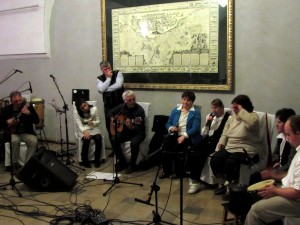 Koncert finałowy Piosenkowej Sjesty na Zamku 2015