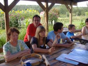 Spotkanie wspólnot w Łysogórkach